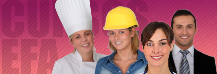 Cursos EFA - Educação e Formação para Adultos