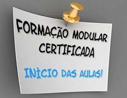 Formação Modular Certificada -